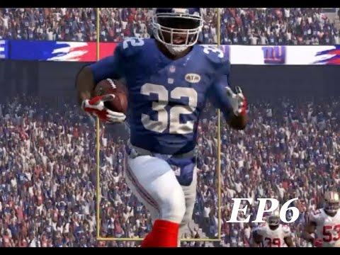 BLOUNT THE QB?- Michael de la Boss: Madden NFL 16 Connected Career (PS4)-EP6