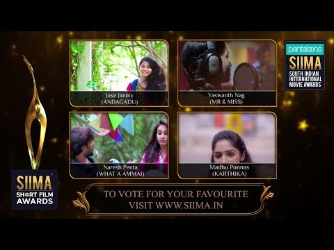 SIIMA Short Film Awards 2019 | Best Music Director Nominees | Telugu