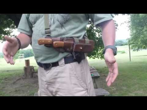 David Beck Survival/Bushcraft Knife Set