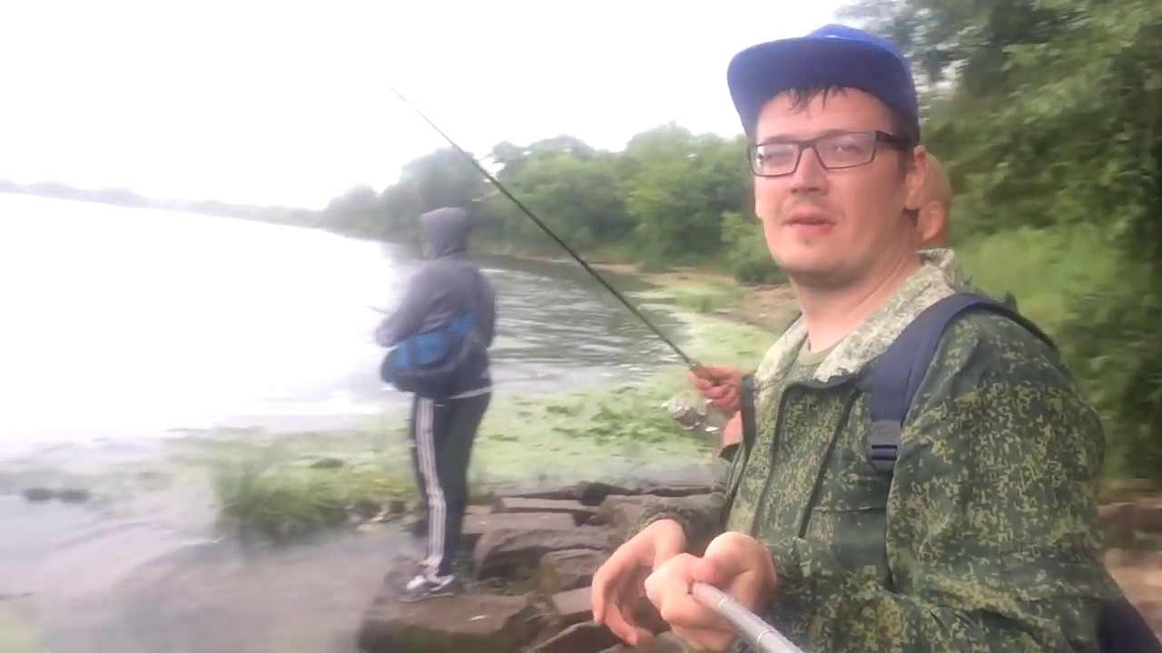 коломна ока ловля рыбы