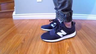 New Balance 247 classic on feet