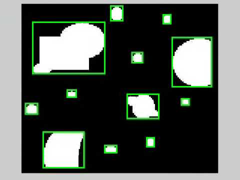 Fill Holes in a Image Using Imfill in Matlab - YouTube