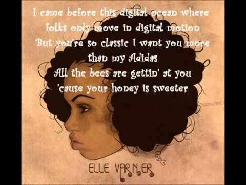 Elle Varner (ft. J. Cole) - I Only Wanna Give It To You lyrics