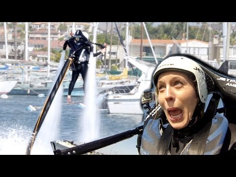 2 Girls 1 Jetpack -- Newport Beach, CA