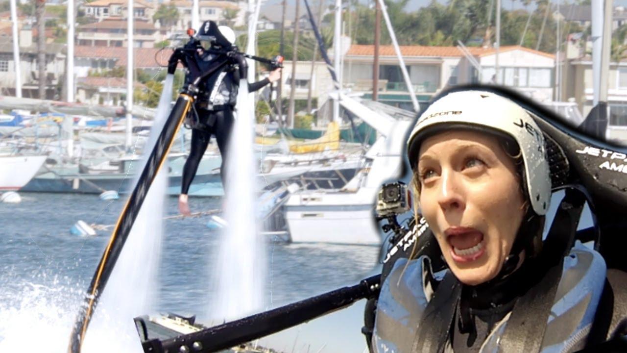 2 Girls 1 Jetpack -- Newport Beach, CA | Bucket List Adventures | How 2 Travelers