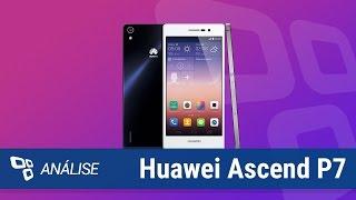 Huawei Ascend P7 [Análise] - Tecmundo
