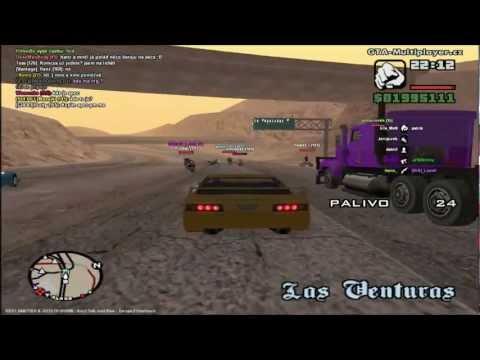 Grand Theft Auto San Andreas Ukázka Výletu HD 1080