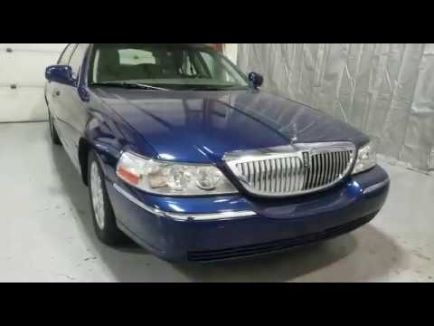 2011 Lincoln Town Car Signature Limited For Sale By Chicago Auto