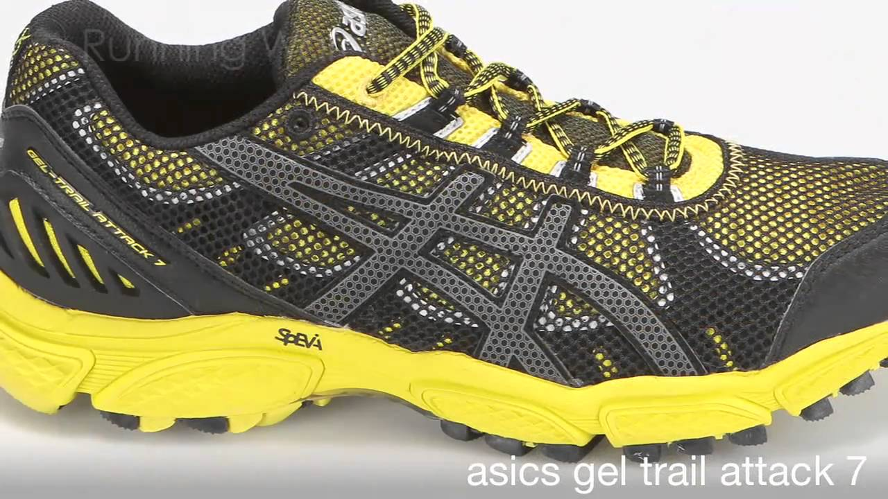 asics gel trail attack 7 womens