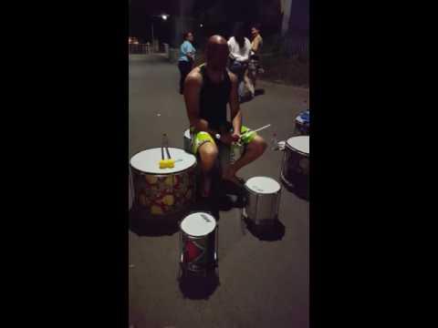 Samba Reggae- Repique Breaks