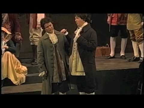 Paul Potts performs Tra Voi, Belle from Puccini's Manon Lescaut Southgate Opera May 2003