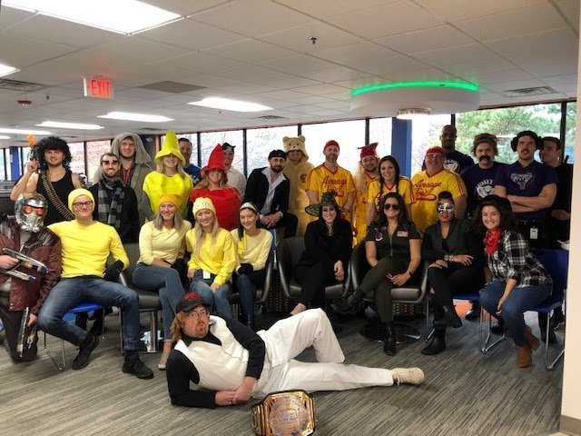 Happy Halloween 2019 from Blue Chip Talent!