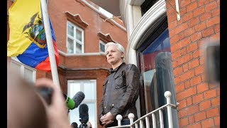Guardian Pens Cartoonish Conspiracy Theory About Russians Breaking Julian Assange From Embassy Superch