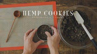 [No Music] How t๐ Make Hemp Cookies