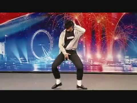 Britain's Got Talent - Signature (Michael Jackson VS Bhangra)