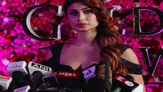 Mouni Roy walks the red carpet at the Lux Golden Rose Awards 2017