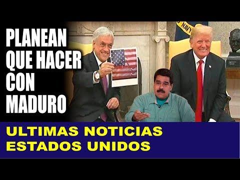 Ultimas noticias de EEUU, TRUMP Y PIÑERA ¿INTERVENCIÓN VENEZUELA? 29/09/2018