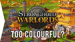Is Stronghold: Warlords TOO Colourful? What do you think of the graphics & visual style? VOTE!