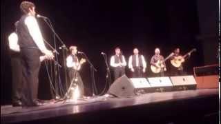 """Klapa Puntamika Zadar - """"Oči boje lavande"""" HNK ZADAR LIVE!"""