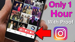 Increase Unlimited Instagram followers, likes, views and also