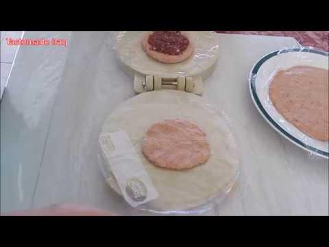 Mosul Kubba using Tortilla Press  / كبة موصل باستخدام الة التورتيا / Episode 11