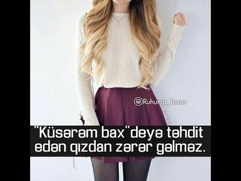Qarisiq Yazili Sekiller 2016 (Lil Orxan -...
