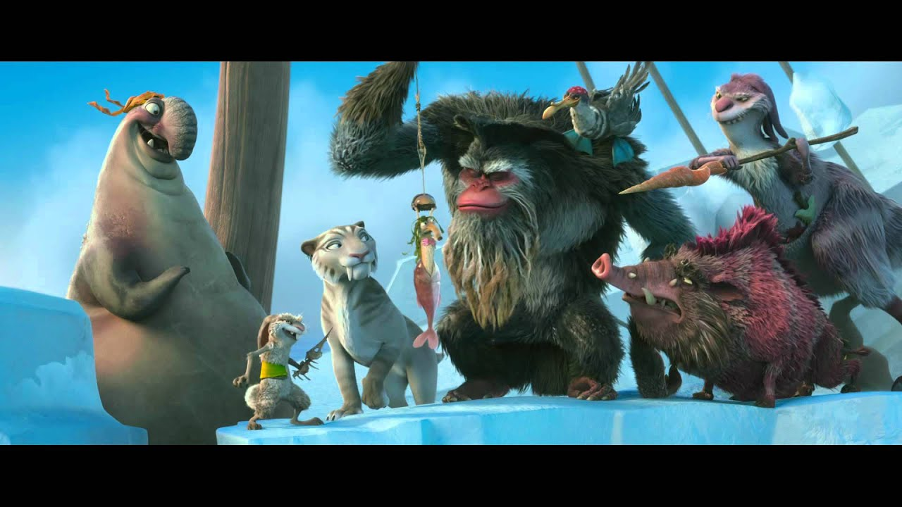 ice age 4 full download - youtube