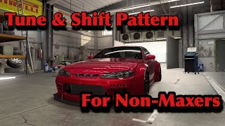 Csr Racing 2 Silvia Rocket Bunny Tune And Shift Pattern Video in MP4