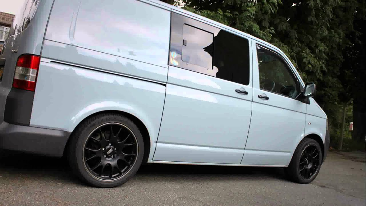 vw porter t5 tuning projects youtube. Black Bedroom Furniture Sets. Home Design Ideas