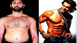 Watch How Hrithik Roshan Got That SuperHero Physique For KRRISH 3