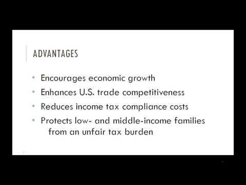 CPA Webinar: the Progressive Consumption Tax Act, a presentation by Senator Ben Cardin