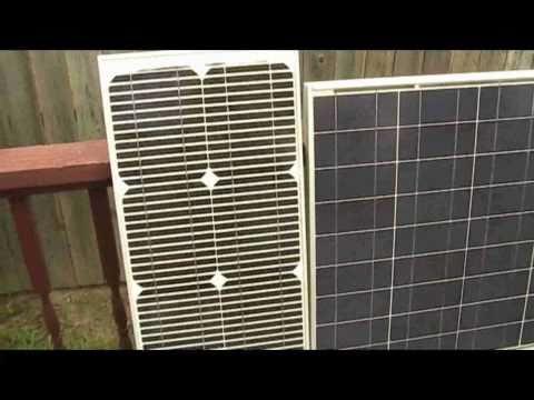 Solar panels vs high winds in Detroit