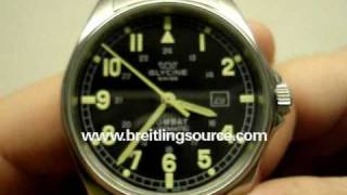 Glycine Combat Automatic Watch Review