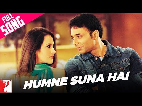 Humne Suna Hai - Full Song | Mere Yaar Ki Shaadi Hai | Uday Chopra | Sanjana thumbnail