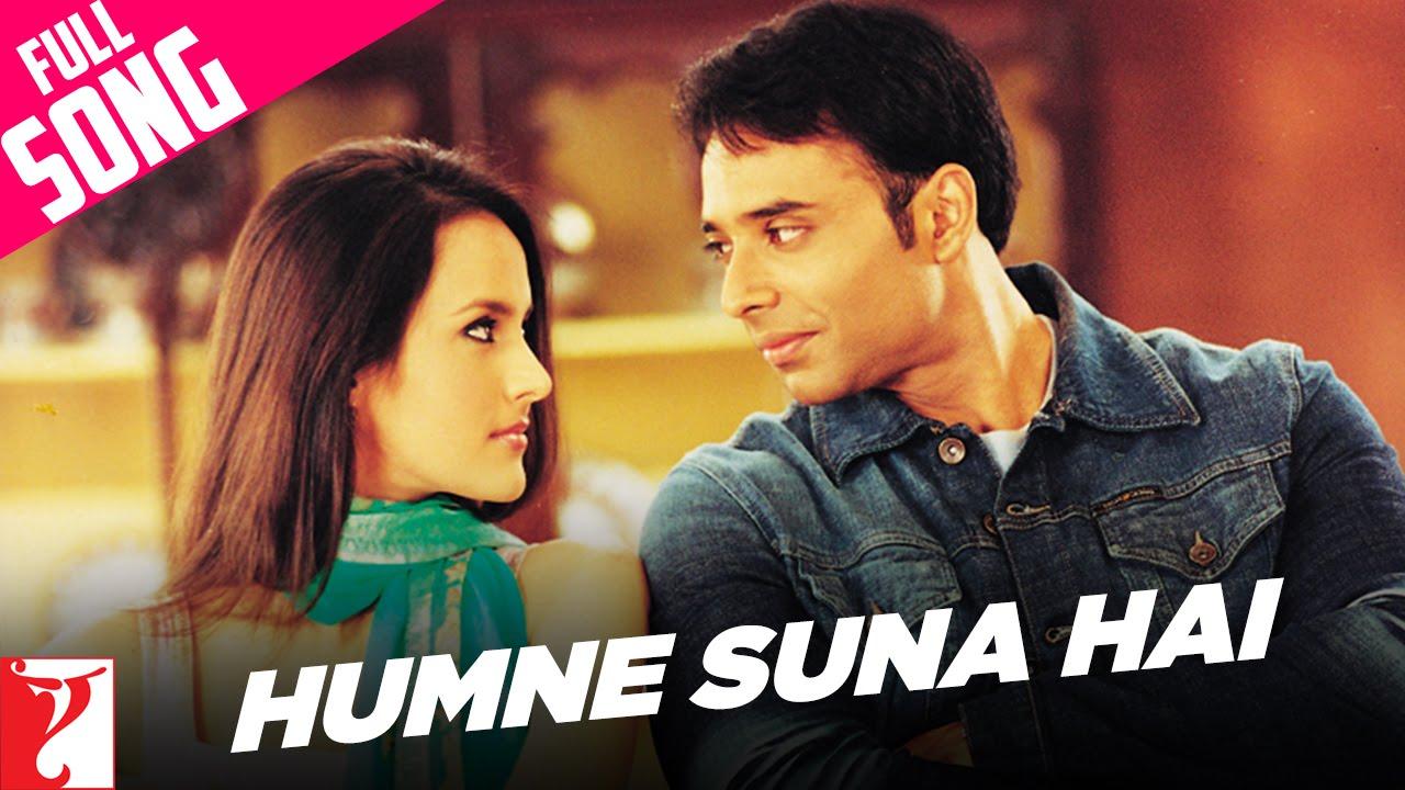 Humne Suna Hai - Full Song | Mere Yaar Ki Shaadi Hai | Uday Chopra | Sanjana #1