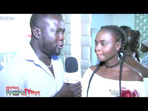 InterFace Gambia on Ben TV Wed 2nd Aug 2017 Faks Touray with UK Jarra Association