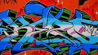 граффити скетч (урок 1)(Я ВК-http://vk.com/tgasanov2001 сегодня я буду рисовать граффити скетч., 2015-12-18T12:10:45.000Z)