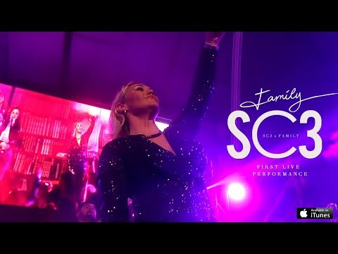 "EXCLUSIVE - S Club (SC3) first LIVE Performance of ""FAMILY"" - 14th December 2017"