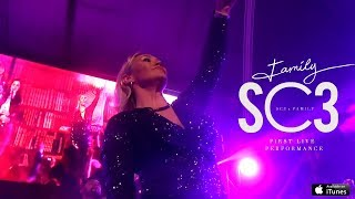 EXCLUSIVE - S Club (SC3) first LIVE Performance of