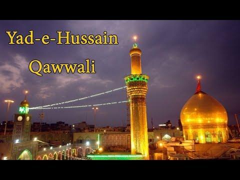 Chohte Majid Shola Qawwqali | Yaad E Hussain | Imam-E-Hussain | Just Qawwali