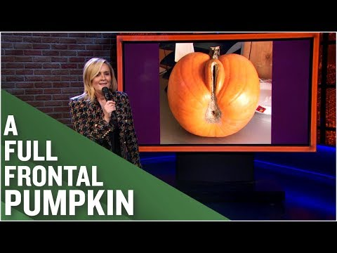 Too Much Pumpkin Spice   Full Frontal on TBS