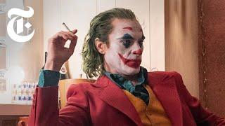 Watch Joaquin Phoenix Do a Creepy Dance in 'Joker' | Anatomy of a Scene Video