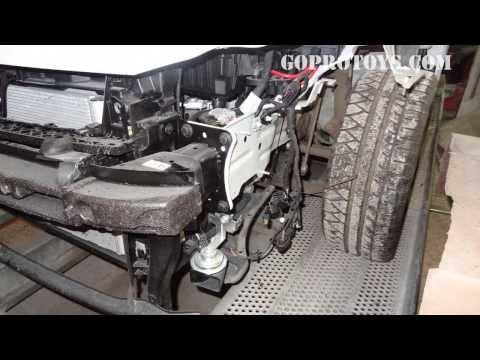 Mk7 GOLF GTI CRASH
