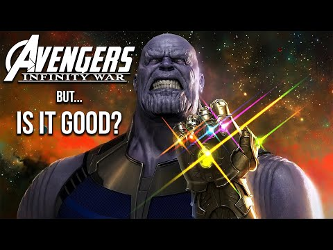 AVENGERS: INFINITY WAR – Is It The Best Comic Book Movie? – Review