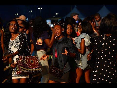 Gidi Culture Festival in Lagos, Nigeria 2016