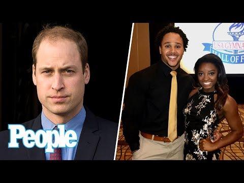Prince William On Princess Diana's Bulimia, Simone Biles Reveals 1st Boyfriend   People NOW   People