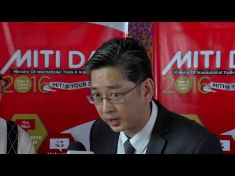 Jarrod Lim, CEO MSI @ MITI Day 2016