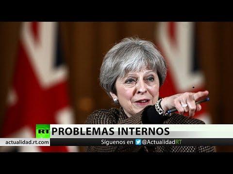 """""""Theresa May no debe rendir cuentas ante Trump"""""""