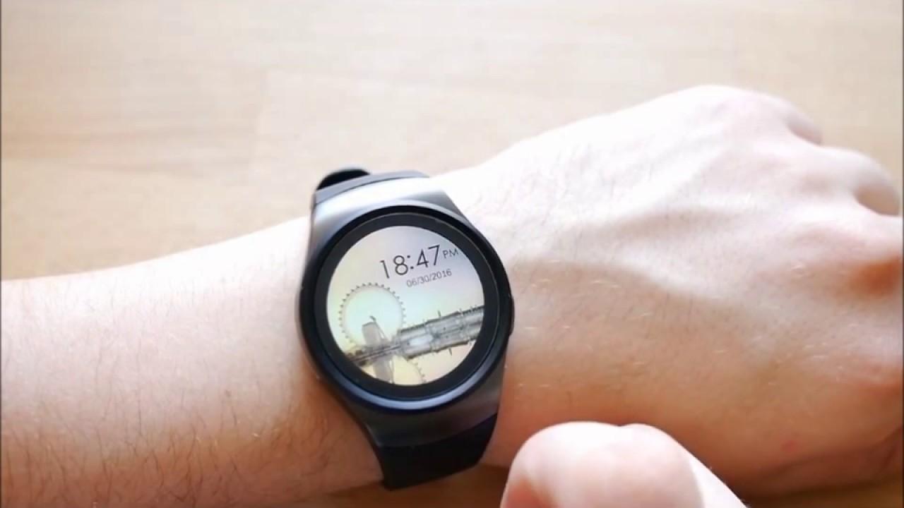 Детальный обзор Smart Watch KW18 - YouTube c4f5a15fa2487