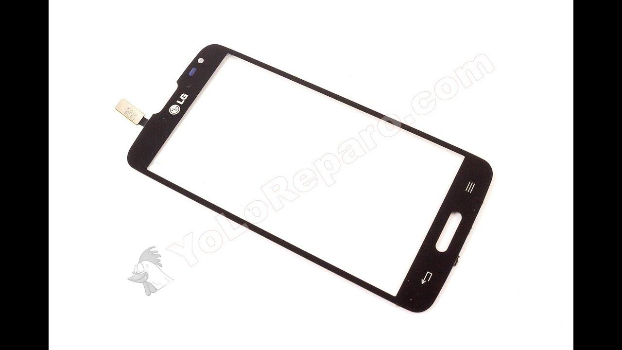 790c200d389 Pantalla tactil LG L90, D405N